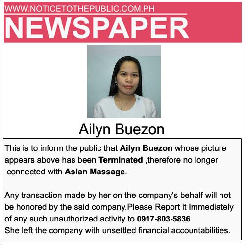 Ailyn Buezon