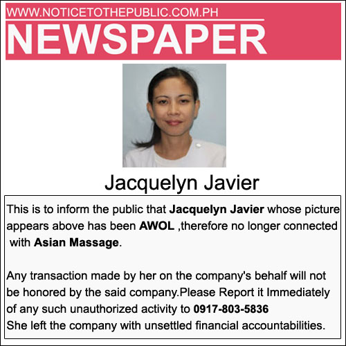 Jacquelyn Javier