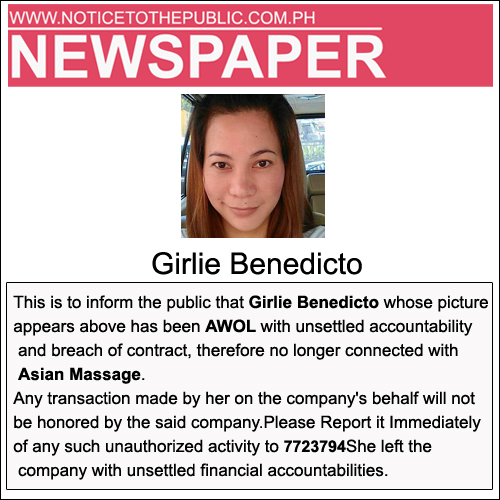 Girlie Benedicto